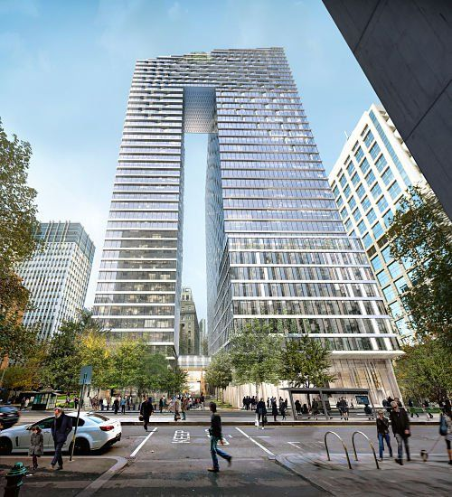 447 Collins; Redefining The Dynamic Of Mixed-Use Development - TheUrbanDeveloper.com
