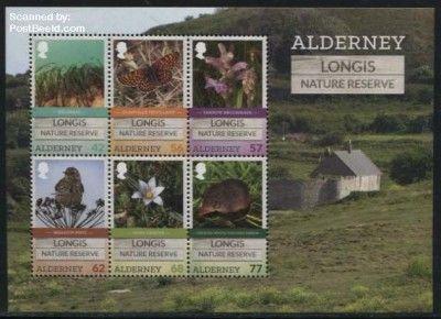 Longis Nature Reserve s/s
