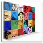 Foto Warholcollage pop art potret, di print di atas kanvas dan kertas poster. Sangat unik, indah dan mengagumkan. Bisa di dapat dalam berbagai macam ukuran, kecil, sedang, besar dan super besar. Sangat cocok untuk hiasan di dinding kamar, ruang keluarga, ruang tamu dan lainnya. Membuat foto kamu menjadi warholcollage potret, harga di mulai dari Rp. 188.000; dan biaya kirim GRATIS seluruh wilayah Indonesia.