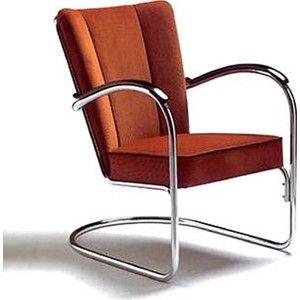 Afbeeldingsresultaat voor buisframe fauteuil hoge rug gispen