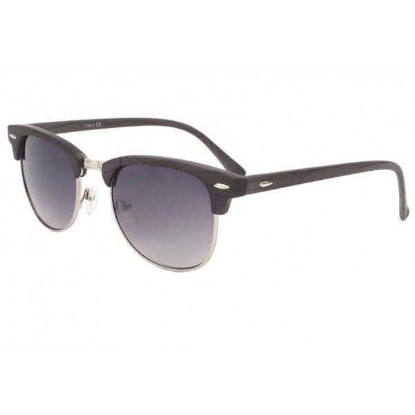 Lunettes de soleil sunglasses round top été vintage designer femme homme club