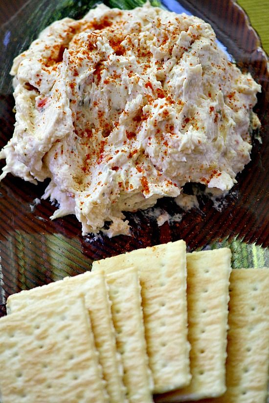 Chicken Ranch Dip, An Easy Crowd Pleasing Appetizer - Cooking On The Ranch