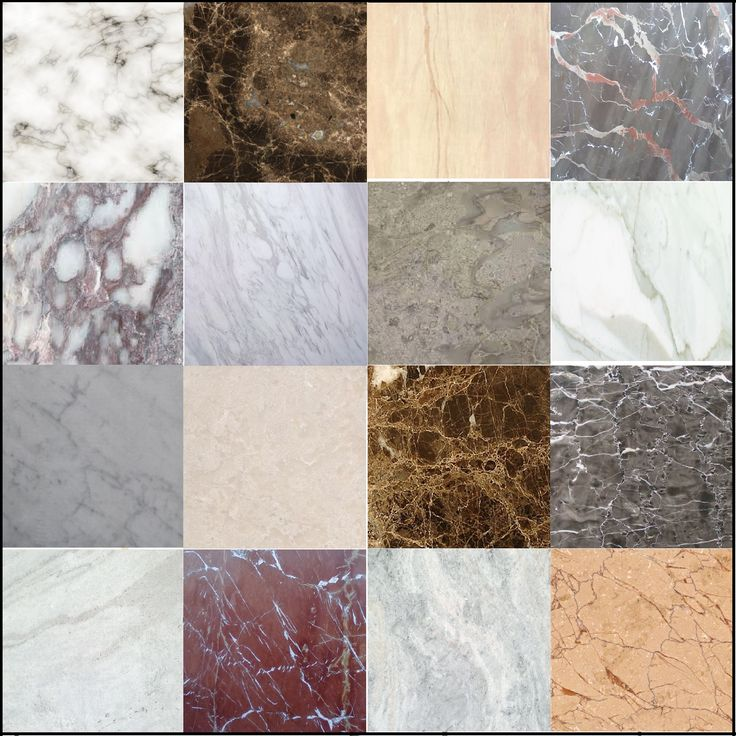 Different Types of Marble Tile