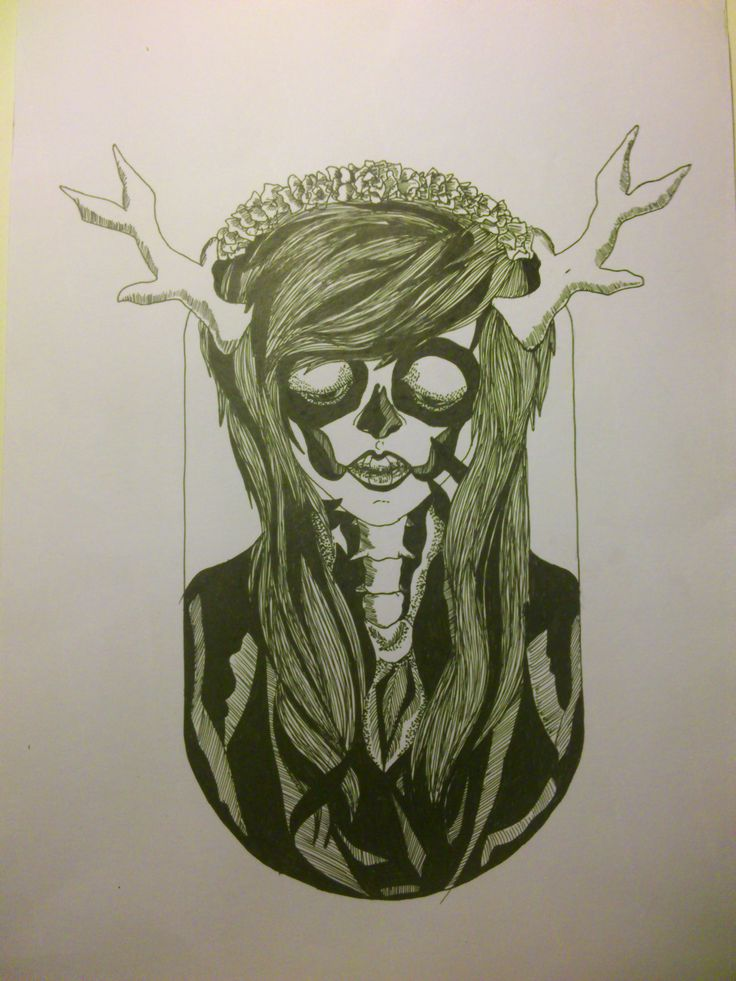 Dead girl. Elisabeth Pelichovská