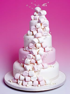 25+ best ideas about Unusual Wedding Cakes on Pinterest ...