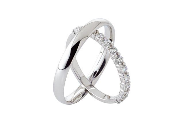 Snubní prsteny - model č. 334/04