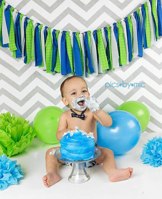 день рождения 1 годик мальчику в зеленом цвете - Поиск в Google