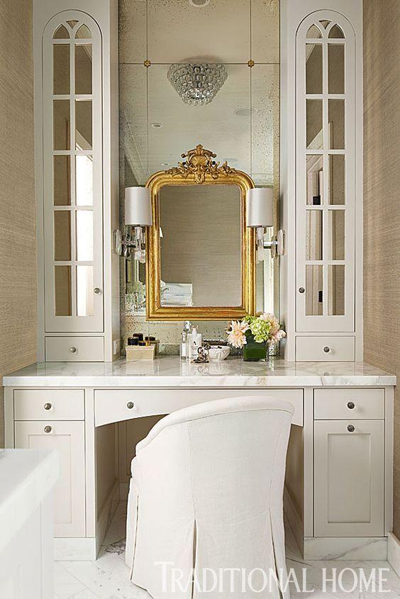 25+ Inspirierend Badezimmer Eitelkeit mit Sitzgelegenheiten Ideen zu ...
