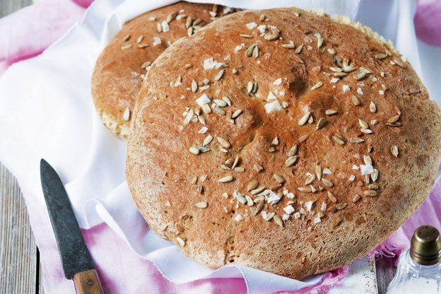 Domácí chléb | Apetitonline.cz