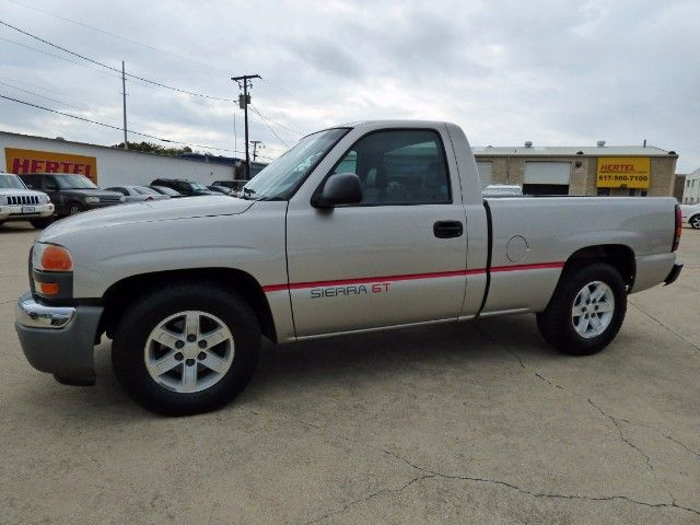 GT SWB! Want a & Unique & Cool Looking Truck? This 2007 #GMC #Sierra 1500 GT SWB Reg Cab #Pickup #Truck with Upgraded Wheels, New Flowmaster Duals & a Clean CARFAX Is the One You Want Now Just $6,480! -- http://hertelautogroup.com/2007-GMC-SierraClassic1500/Used-Truck/FortWorth-TX/9862295/Details.aspx  #gmcsierra #chevysilverado #firsttruck #cooltruck