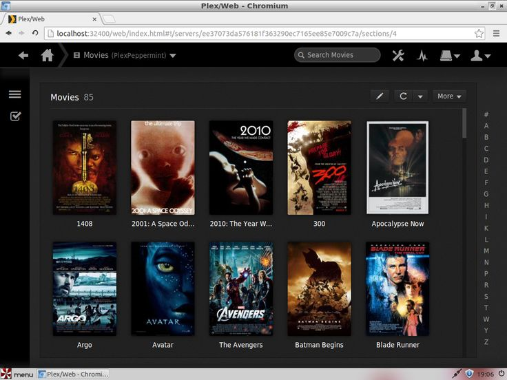 Simple Complete Media Server Solution using Peppermint Linux and Plex Peppermint Linux with Plex Media Server