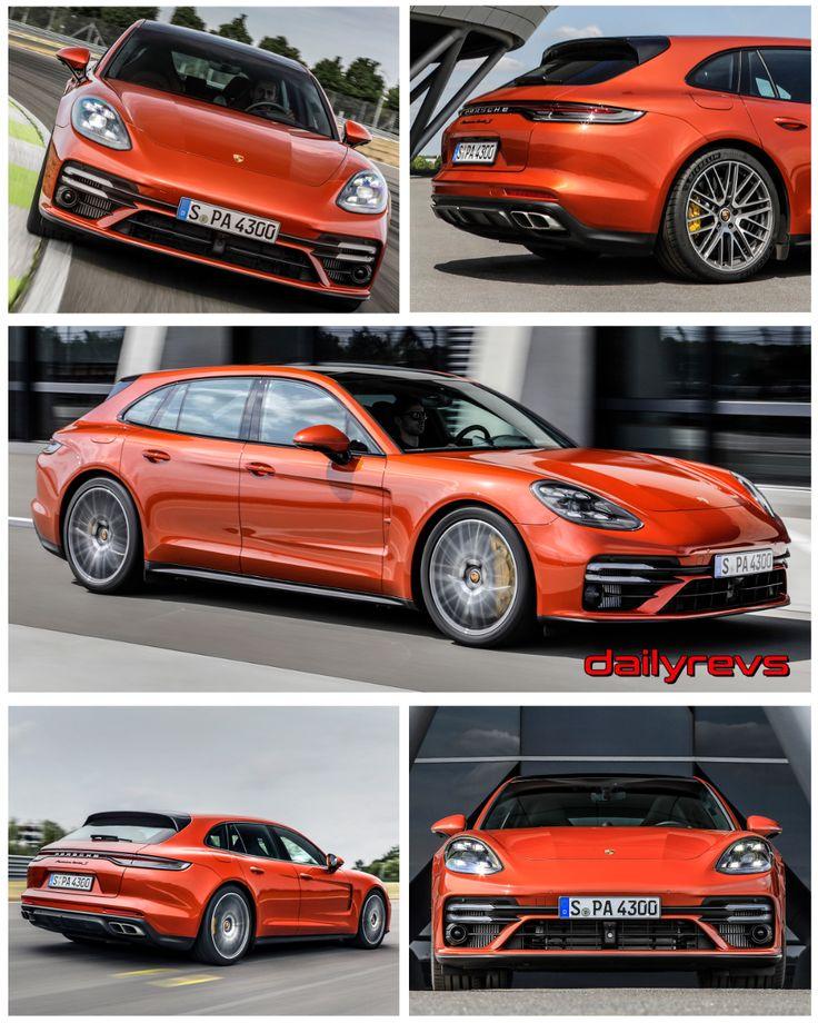 2021 Porsche Panamera Turbo S Sport Turismo Dailyrevs in