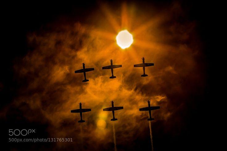 RAAF Pilatus PC-9/A in the sun by LarsMIK #Sports #fadighanemmd