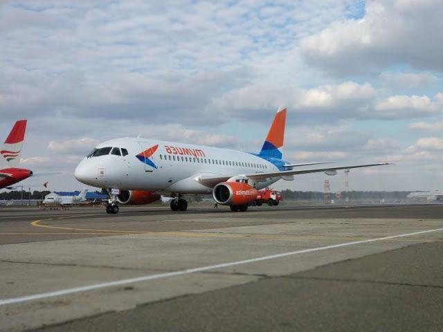 Транспортный блог Saroavto: Аэропорт Краснодар принял первый рейс авиакомпании...