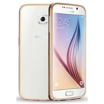Samsung Galaxy S6 Metal Bumper Lüks Altın Kılıf http://www.telefongiydir.com.tr/samsung-galaxy-s6-metal-bumper-luks-altin-kilif-urun3765.html