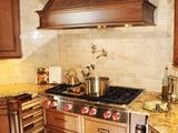 Tuscan Country Kitchen Chef's Stove