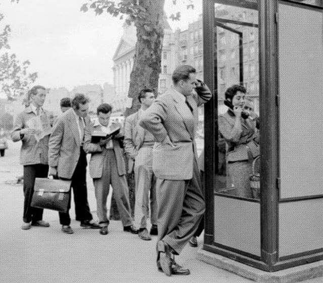 Akkor is volt élet, amikor nemhogy okostelefon, de a lakásokban sem volt telefon