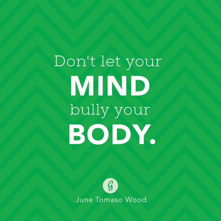 Mind over matter. #confidence #mantras #bodypositive