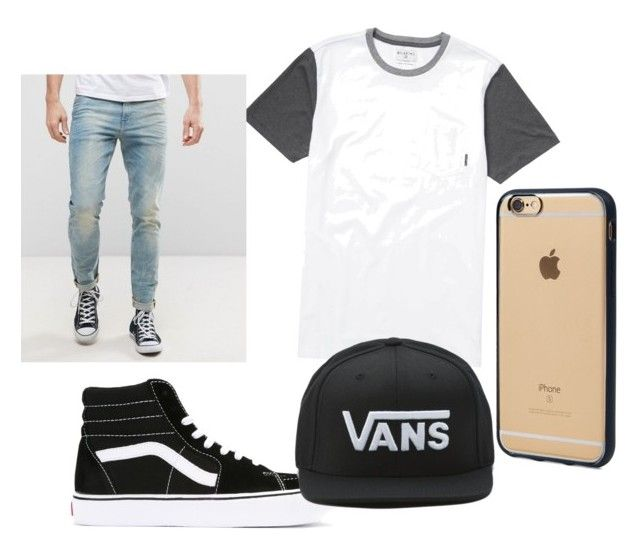 """S t y l e style"" by emmynikki2005 on Polyvore featuring Billabong, ASOS, Vans, Incase, men's fashion and menswear"