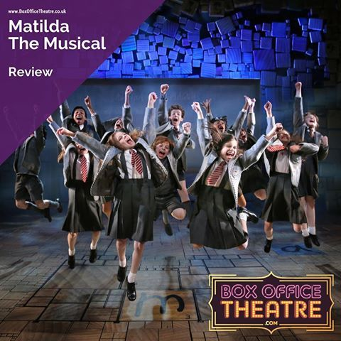 Find out why #Matilda is such a lovable character by reading our exclusive #review.  #matilda #bookworm #theatrenews #westend #broadway #musical #musicalreview #boxofficetheatre
