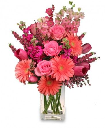 31 best Valentine\'s Day Flowers images on Pinterest | Floral ...