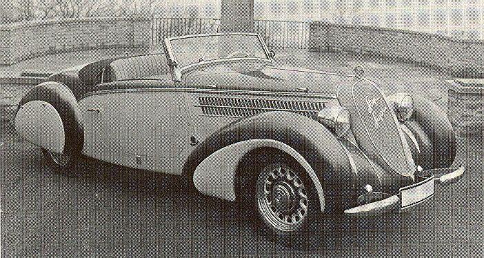 Steyr 125 Super Sport