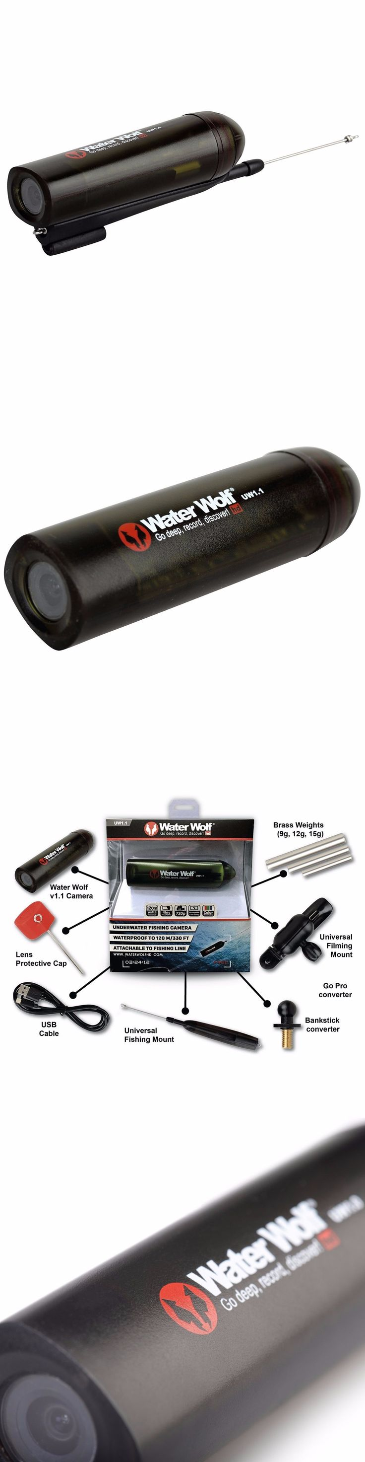 Underwater Cameras 180000: Bait And Tackle Saltwater Fishing Kit Water Wolf Best Underwater Camera Okuma Hd -> BUY IT NOW ONLY: $222.81 on eBay!