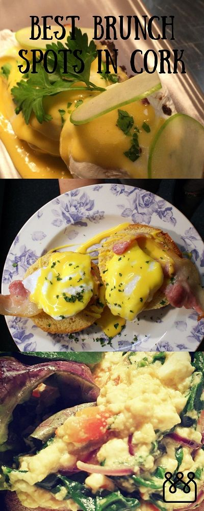 Best Brunch Spots in Cork, Ireland. Here are our top 5 places for breakfast/brunch in Cork!