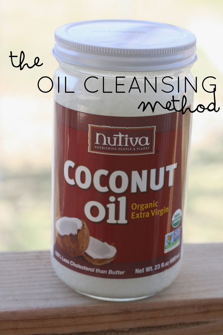 scribbles & snapshots: The Oil Cleansing Method
