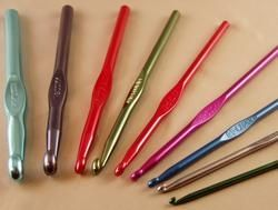Various Types of Crocheting Hooks and Their Special Purpose