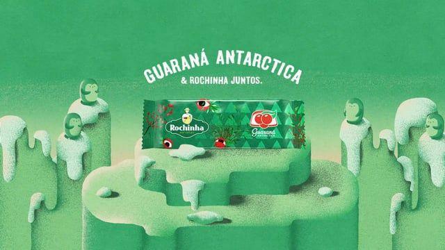 Fomos convidados novamente pelos amigos da ACACA.nu para animar esse divertido vídeo, desta vez para o Guaraná Antártica e Sorvetes Rochinha. Criação e Design: ACACA.nu Animação: IMG.tv