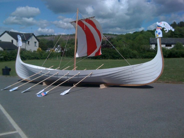 13 best Build a Viking Longship images on Pinterest | Viking ...