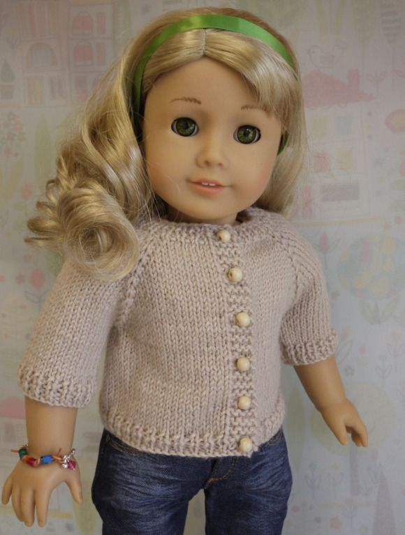 Knit And Crochet Patterns For 18 Inch Dolls : 17 Best images about 18 inch doll knitting/crochet patterns on Pinterest Am...