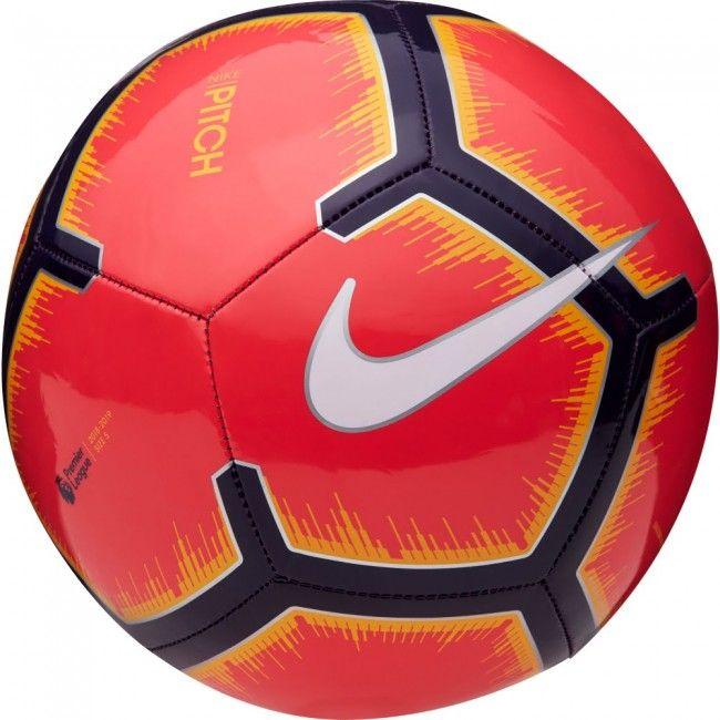 2860a28847ff9 Balón de fútbol Premier League Pitch ball Nike 2018-2019 -  premierleague   pitch  football  ballon  ball  balon  pelota  bola  palla  pallone  Мяч   Top  bal ...