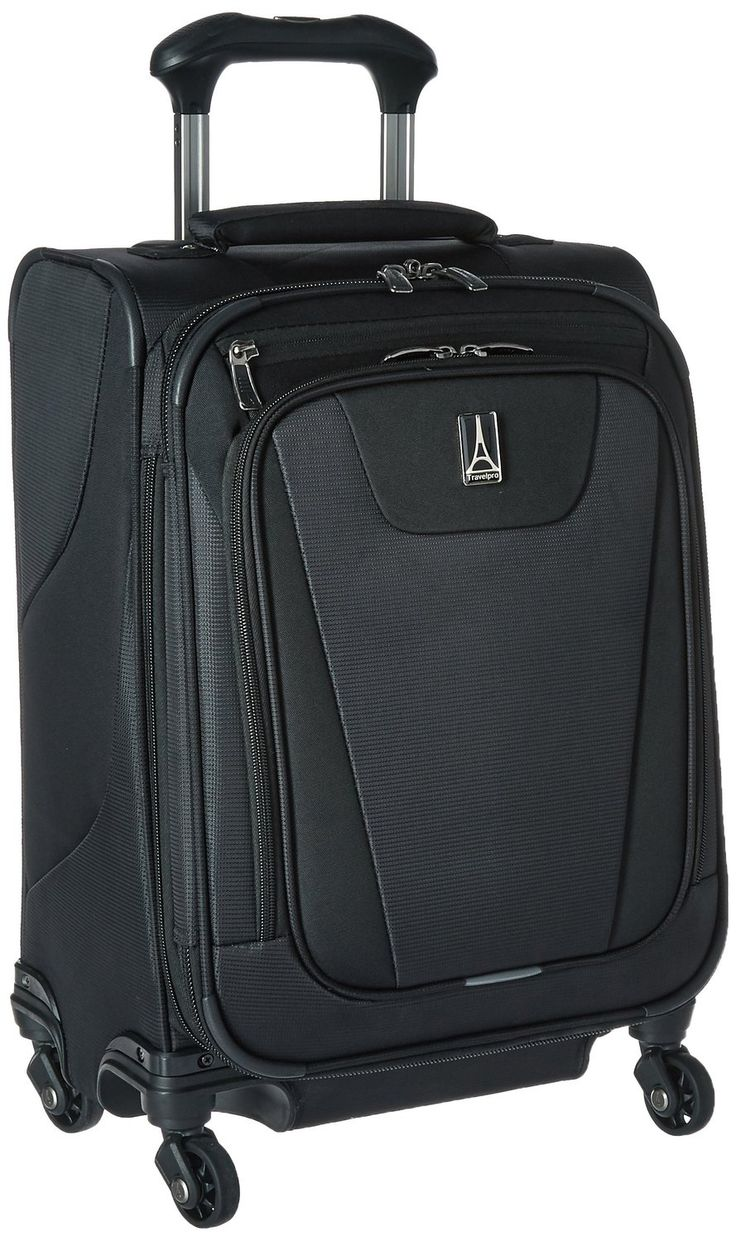 Travelpro maxlite 4 international carry on spinner black carry on luggage