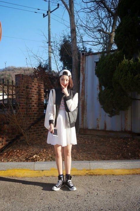 Official Korean Fashion Blog: Korea Street Fashion