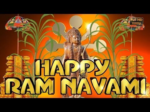 Happy Ram Navami 2017, Wishes,Whatsapp Video,Greetings,Animation,Messages,Festival, Hindi,Download - YouTube