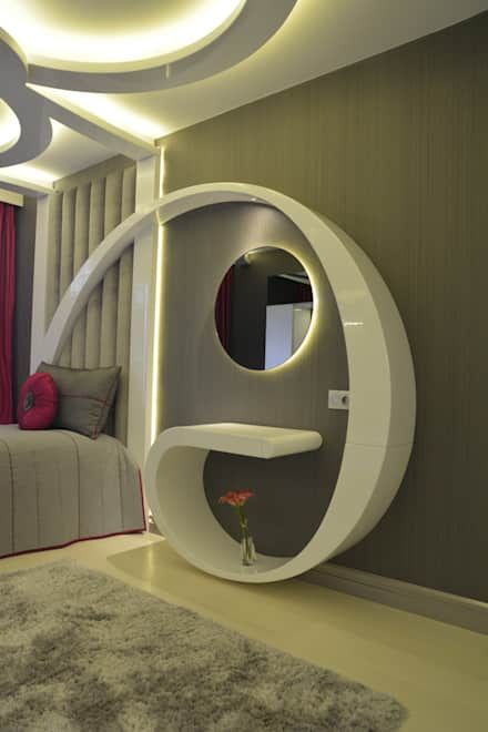 ÜNMO – Ünmo: modern tarz Yatak Odası