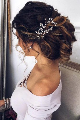 Homecoming Hairstyles For Long Hair homecoming updo with a pony 21 Cutest And Most Beautiful Homecoming Hairstyles
