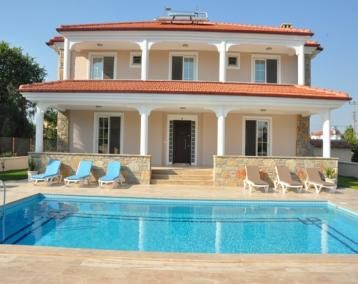 Found this lovely property on Simply Holiday Homes - Villa Kubra in Aegean Region, Turkey. Private pool and gardens, In peaceful, quiet location, 7 mins walk to shops, restaurants and bars.