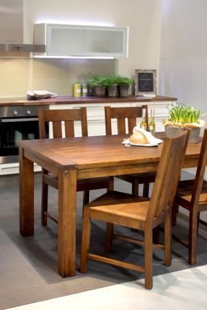 Rustiikkinen ruokailuryhmä. Dining table. #finishdesign © AX-Design Oy, Finland