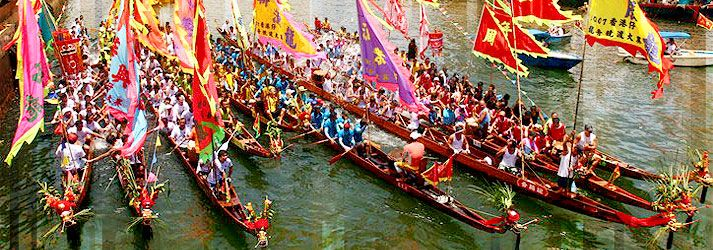 Hong Kong Dragon Boat Races coming up:  21 June to 31 August 2013