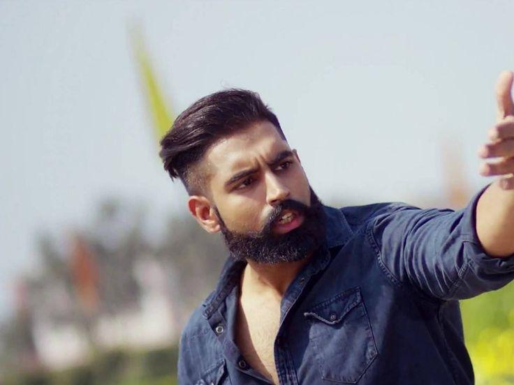 Parmish Verma Punjabi Song Director Hairstyle Undercut Hairstyle