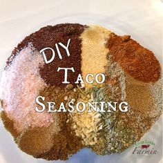 Like most prepackaged seasoning mixes, they're loaded with additives, unnecessary thickeners and preservatives. My taco seasoning can also be whipped up in a matter of minutes. It only costs pennies to make and uses ingredients you more then likely already have in your pantry.