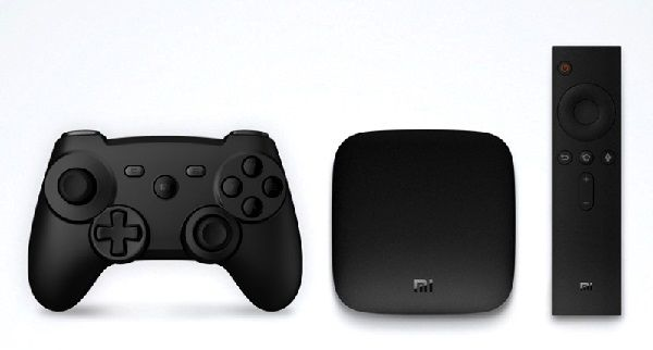 Google I/O 2016: Xiaomi launches Android TV-powered set-top box Mi Box and Mi Game Controller #Drones #Gadgets #Gizmos #PowerBanks #Smartpens #Smartwatches #VR #Wearables @GadgetsEden  #GadgetsEden