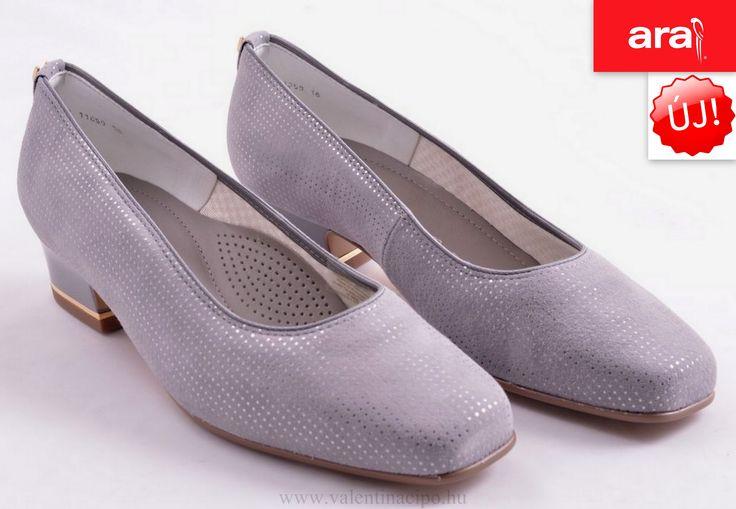 Ara női cipő a legnagyobb méret bőségben vásárolható, a Valentina Cipőboltokban és webáruházunkban :)  http://valentinacipo.hu/ara/noi/szurke/zart-felcipo/142311540  #ara #ara_cipő #ara_cipőbolt #Valentina_cipőbolt