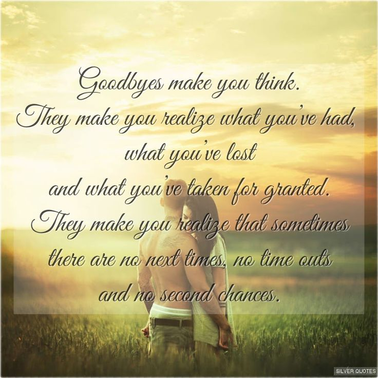"Goodbye Sad Quotes About Love : Sad Goodbye Quotes Goodbye a?€"" Sad Quotes Fanz Wave ..."