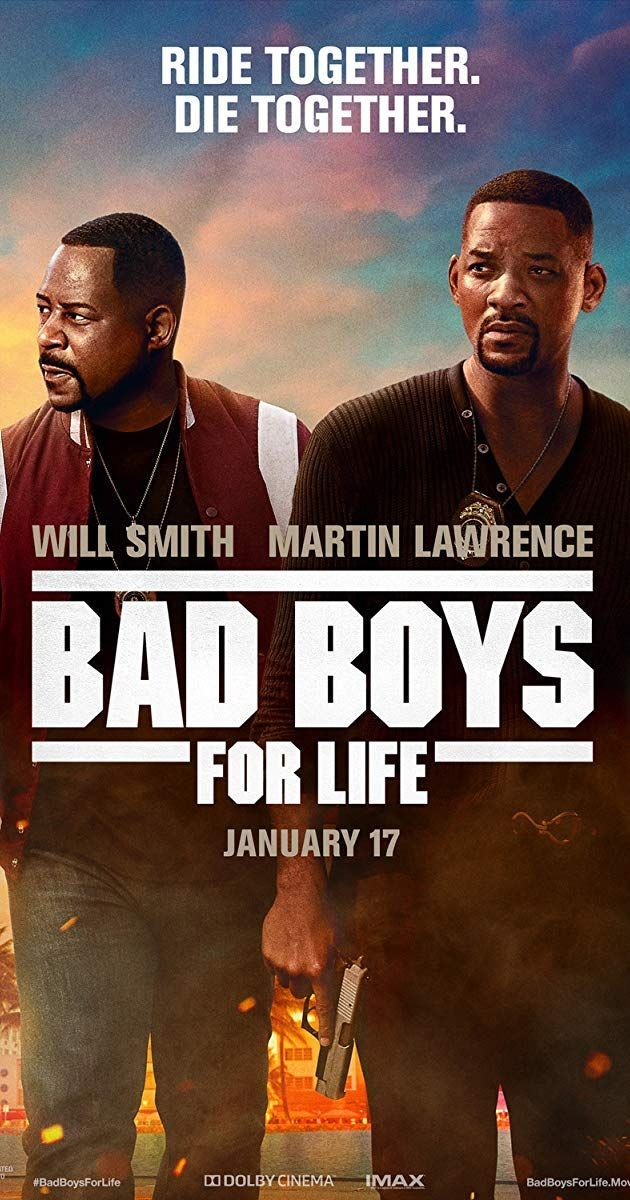Bad Boys For Life 2020 Imdb Directed By Adil El Arbi Bilall Fallah With Will Smith Vanessa Hudgens Alexand In 2020 Bad Boys Movie Bad Boys About Time Movie