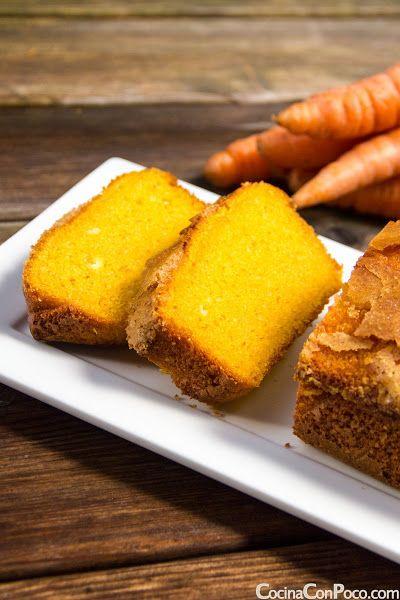 Bizcocho de Zanahoria, Sin gluten