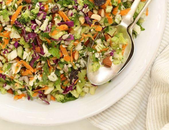 21 napos minden napra egy saláta kihívás – 14. nap